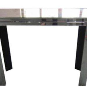 2 Bar Plain Console Table