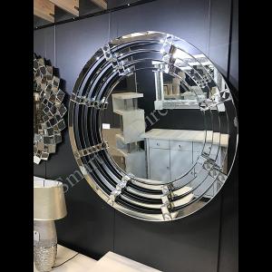 Orbit Round Mirror