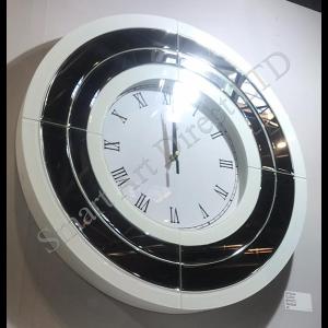 Bianco Round Clock