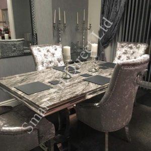 Sandringham Marble Dining Table