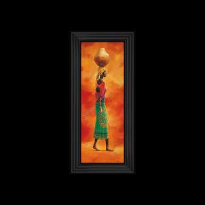 African Lady II