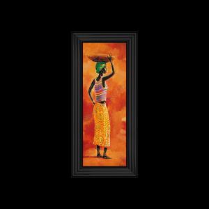 African Lady V