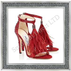 Red Jimmy Choo Shoes