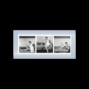 Audrey Hepburn Couch Trilogy