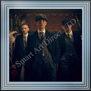 Arthur, Tommy & Finn Shelby