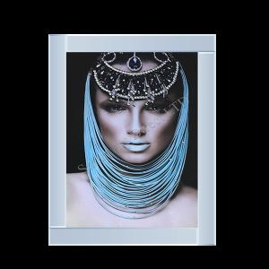 Egyptian Lady I