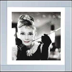 Audrey Hepburn Cigarette