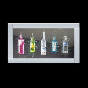 3D Bottle Bar
