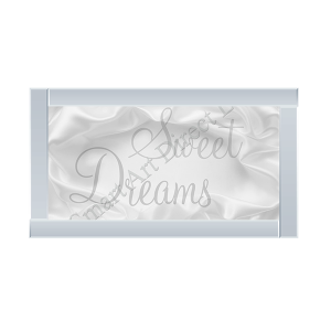 Sweet Dreams White Background