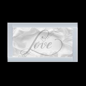 Love White Background