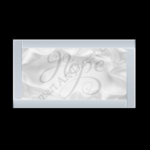 Hope White Background