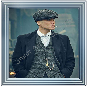 Tommy Shelby Suit Cigarette