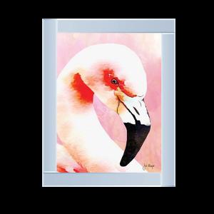 Amazing Flamingos I
