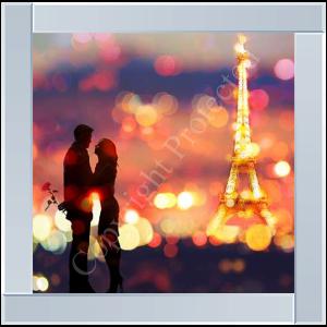 A Date in Paris Colour Detail