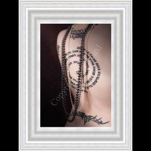 Chains & Tattoos