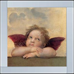 Angelo II - Madonna Sistina
