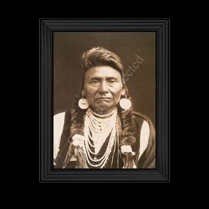 Chief Joseph - Nez Perce - 1900