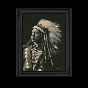 John Hollow Horn Bear - Sioux - 1898