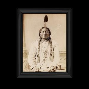 Sitting Bull - Lakota - 1885